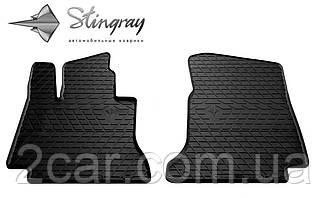 Коврики в салон Передние Stingray для Mercedes W205 C 2014-
