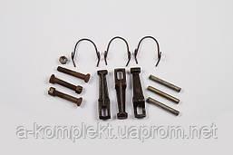 Ремкомплект корзины сцепления (старого образца) А-41, ДТ-75 (арт.1151)