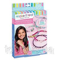 Набір Make it Real  для створення шарм браслетів Яскрава веселка (MR1206)
