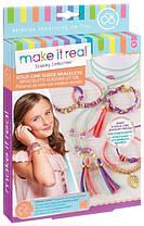 Набір Make it Real для створення шарм браслетів Золоте сяйво (MR1207)
