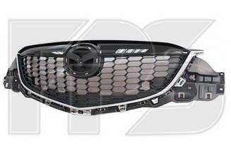 Решетка Мазда CX-5 с хром молдингом / MAZDA CX-5 (2012-)