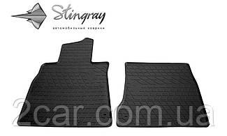 Коврики в салон Передние Stingray для Mercedes W222 S long 2013-