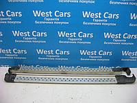 Боковой порог подножка правый и левый комплект Suzuki Grand Vitara 2005-2012 Б/У