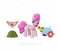 Хасбро Май литл пони «Хранители Гармонии» Фигурка с артикуляцией (Pinkie Pie-Пинки Пай) Hasbro my little pony (B7296/B6008)