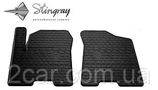 Коврики в салон Передние Stingray для Infiniti QX80 2013-