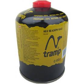 Баллон газовый резьбовой 450г Tramp
