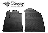 Коврики в салон Передние Stingray для Peugeot 407 2007-