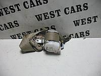 Ремень безопасности задний левый Toyota Yaris 2005-2010 Б/У