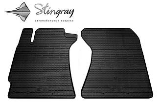 Коврики в салон Передние Stingray для Subaru Forester II 2002-