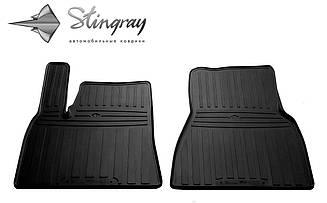 Коврики в салон Передние Stingray для Tesla Model S 2012-