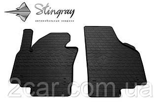 Коврики в салон Передние Stingray для Skoda Yeti 2009-