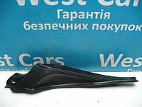 Накладка решетки воздухозаборника правая Renault Megane III 2008-2012 Б/У