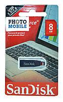 USB-флеш накопитель  SanDisk Cruzer Force 8Gb