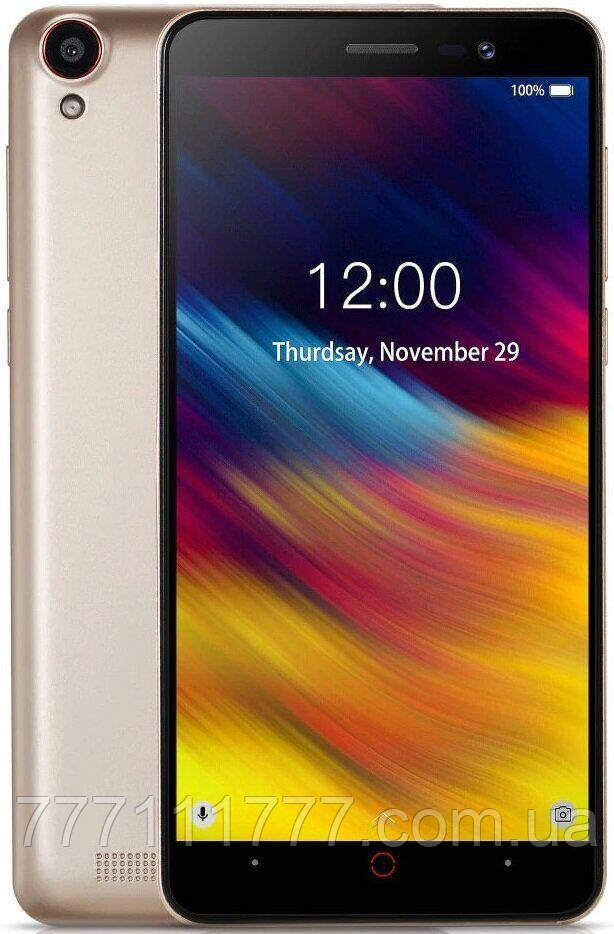 """Смартфон Doogee X100 gold золотой (2SIM) 5"""" 1/16GB 3G Гарантия!"""