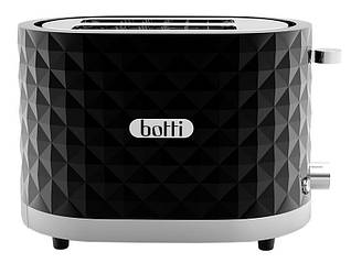 Тостер Botti TR0201 черный 1000W