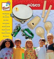 """Детский мызыкальные инструменты """"Мини-оркестр""""игрушки из дерева"""