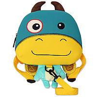 Детский красивый рюкзак Счастливая коровка Tochang