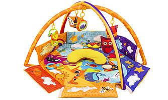 Коврик KinderKraft образовательный Animals Planet