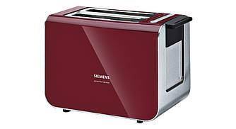 Тостер Siemens TT 86104 Burgundy