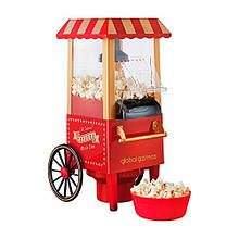 Для приготовления попкорна Global Gizmos 50300 Fun Fairground Party Maker Machine, 0,27 литра, 1200 Вт,