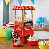 Для приготовления попкорна Global Gizmos 50300 Fun Fairground Party Maker Machine, 0,27 литра, 1200 Вт,, фото 4