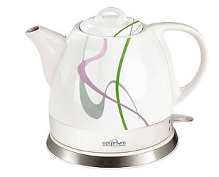 Керамический электрический чайник Optimum CJ-1310