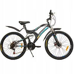 """Горный велосипед Maltrack MTB 26"""" Shimano"""