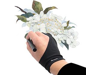 Перчатка для рисования  Huura Cura