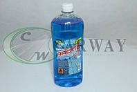 """Жидкость в бачок омывателя (1 л) (-80 С) """"Arctic"""" концентрат  Bio Line"""