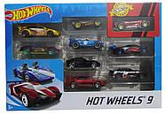 Хот Вилс Набор из 9 машинок Hot Wheels Оригинал от MATTEL, фото 2