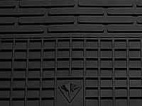 Smart Fortwo III (C454) 2014- Комплект из 2-х ковриков Черный в салон