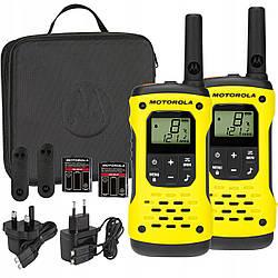 Комплект водостойких раций Motorola T92 H2O