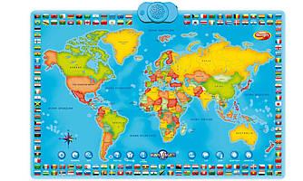 Интерактивная карта мира DUMEL