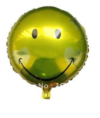 Круглые шарики из фольги