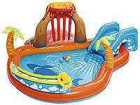 Детский надувной бассейн Bestway Wulkan 265x265cm