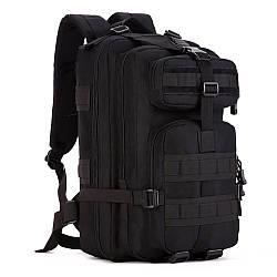Тактический рюкзак 28 л черный