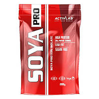 Протеин Activlab Soya Pro, 2 кг Ваниль