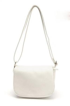 Женская сумочка белая Ameli 25578