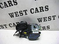 Ремень безопасности задний левый с пиропатроном Renault Megane III 2008-2012 Б/У