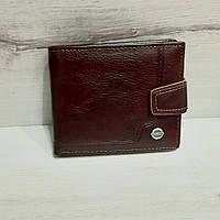 Гаманець чоловічий розмір 208 коричневий, фото 1
