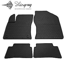 Коврики в салон Toyota Prius 2015- Stingray.