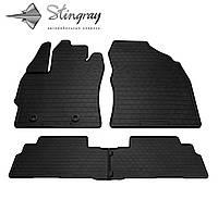 Коврики в салон Stingray для Toyota Verso R20 2009-/2012-