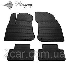 Коврики в салон VW Touareg 2018- Stingray.