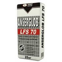 """Смесь для стяжки """"ANSERGLOB"""" LFS-70 (25кг)"""