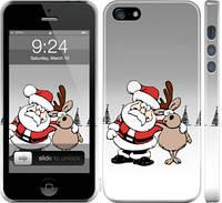 "Чехол на iPhone 5s Новогодний 10 ""4623c-21-328"""