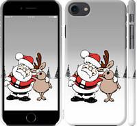 "Чехол на iPhone 8 Новогодний 10 ""4623c-1031-328"""