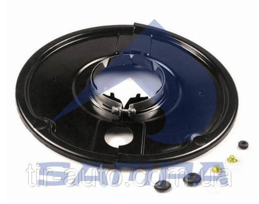 Захист гальмівного механізму SAF SKRS 9042, SKRZ 11242 ( 145x452x31 ) ( SAMPA ) 075.522
