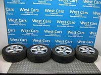 Комплект диском R16 с шинами 205/55 Ford Focus 2004-2011 Б/У