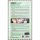 CMD-50 Маска-носки для ног с экстрактом алоэ (отшелушивающая, восстанавливающая), фото 4