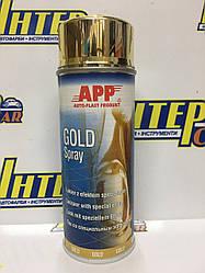 Аерозоль хром-ефект  золото  АРР АПП 400мл